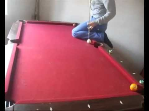 Red Pool Table YouTube - Sportcraft 7ft pool table review