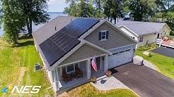 Solar Installation in Canastota, NY