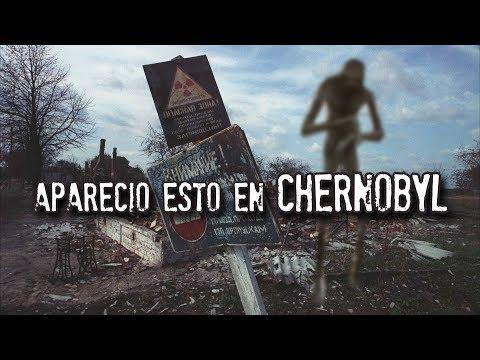 Apareció esto en CHERNOBYL