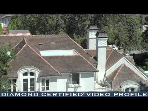 Los Gatos Roofing- Diamond Certified Video Profile