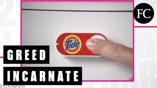 I Lived With The Amazon Dash Button - Here
