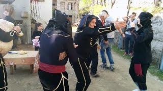 Gruziniški šokiai Adžarijos kalnuose