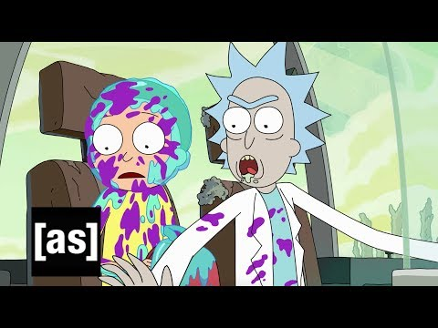 Rick and Morty Season 4 Trailer | adult swim