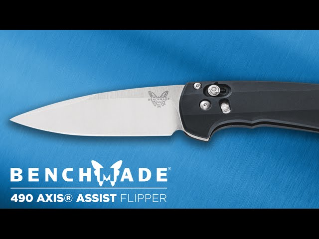 Benchmade 490 AXIS® Assist Flipper