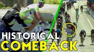 The Day Peter Sagan Made a Historical Comeback