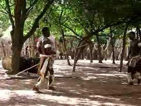 Zulu stick fighting at DumaZulu Traditional Village