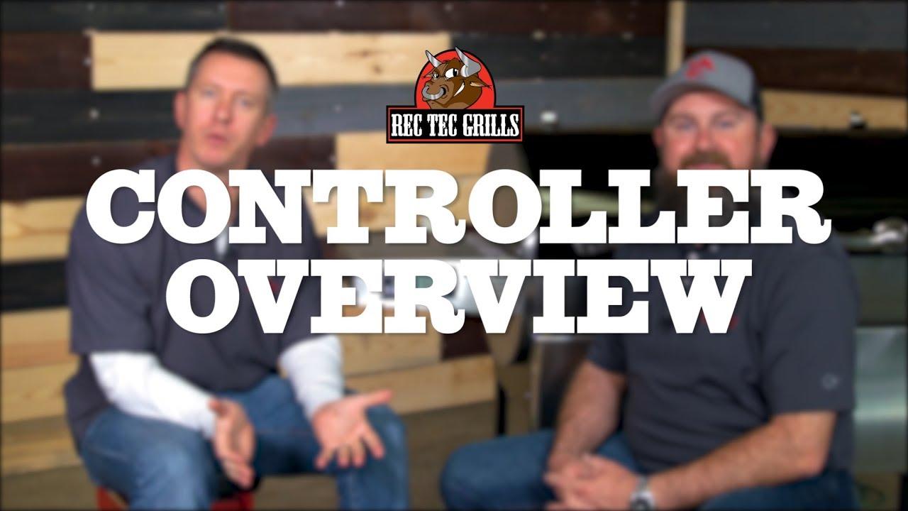 Wi-Pellet WiFi Controller • Overview | REC TEC Grills