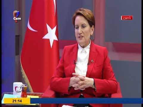 Cem TV - Seyr-i Alem -30 Mayıs 2018 ( Meral Akşener)