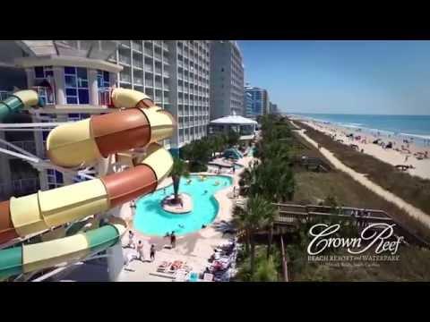 Crown Reef Beach Resort and Waterpark - Resort Overview