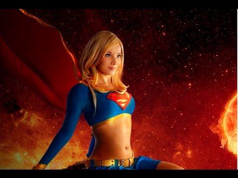 Fuerte Y Sexy Infinite Crisis Supergirl Super Chica Sexy Gameplay En Español
