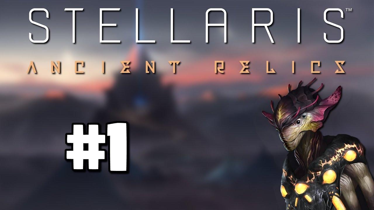 Kleptomaniac Rats | Belman Empire #1 | Stellaris: Ancient Relics
