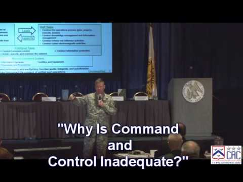 LTG Perkins - Understanding Mission Command