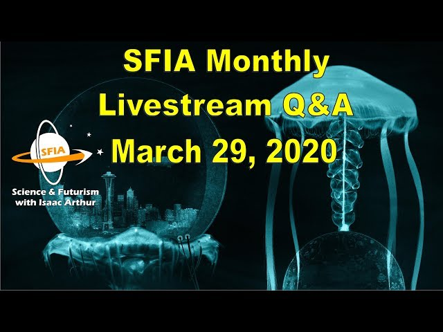 SFIA Monthly Livestream: March 29, 2020
