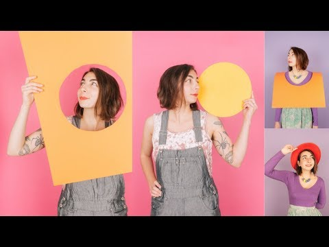 Headshots Don't Have to Be Boring!   Colorful Portraits with Savage Paper Backdrops