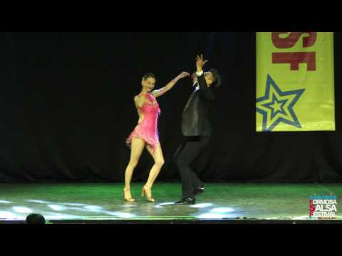 2017 Formosa Salsa Festival feat. Bailalo Dance Studio - Maggie & YiWen (Taipei, Taiwan)
