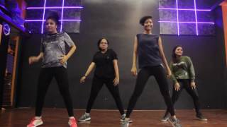 Tu cheez badi hai mast (Machine)   Arunima Dey Choreography   dancepeople Studios