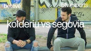 Kolderiu vs Segovia - Horta vs Sant Andreu, el play-off en joc - btv esports | betevé