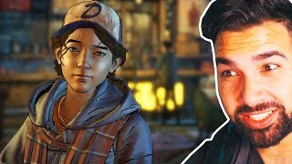 WHATS HAPPENED TO CLEMENTINE..!? | The Walking Dead: A New Frontier Episode 1 Part 1