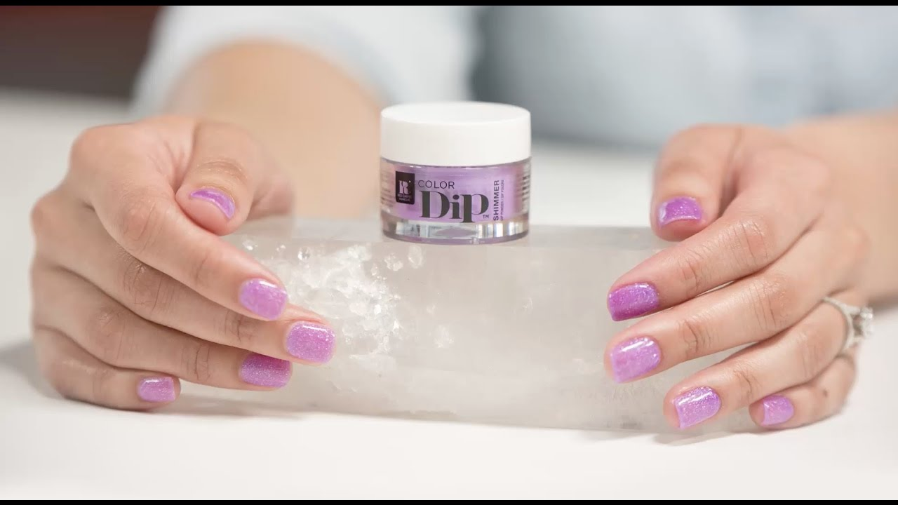 Rcm Color Dip Diy Step By Step