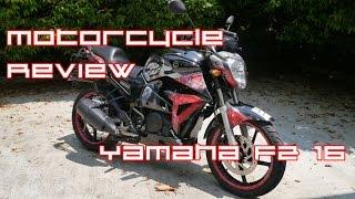 2011 Yamaha FZ16 [RP Motorcycle Reviews]