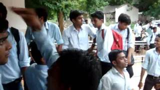 Campaigning in BJB Autnomous College- Study on Campus Democracy by CPPR and LYF