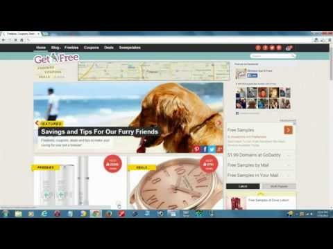 The Top 10 Best Free Sample By Mail Websites For 2014 - Free Samples Sites List from YouTube · Duration:  9 minutes 36 seconds