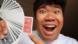 HOW TO DO WORLD'S GREATEST CARD TRICK | SeanDoesMagic