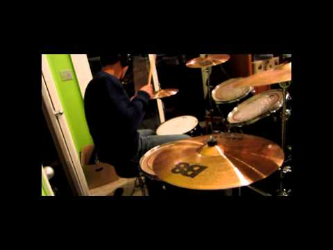 Breakeven by The Script (Drum Cover)