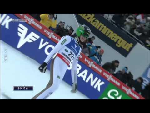 Peter Prevc Skiflug WM Kulm 2016 244m - HR ORF