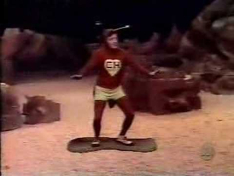 Trailer do filme Chapolin - Aventuras em Marte