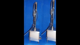 15Л Мини спирт завод(http://www.ferromit.com Маленкий настольный аппарат для производства как самогона (спирт сырец) так и 95% питьевого..., 2011-11-11T14:44:09.000Z)