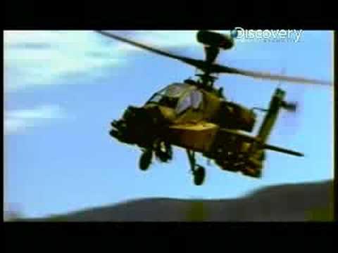 Future Weapons: Apache Longbow