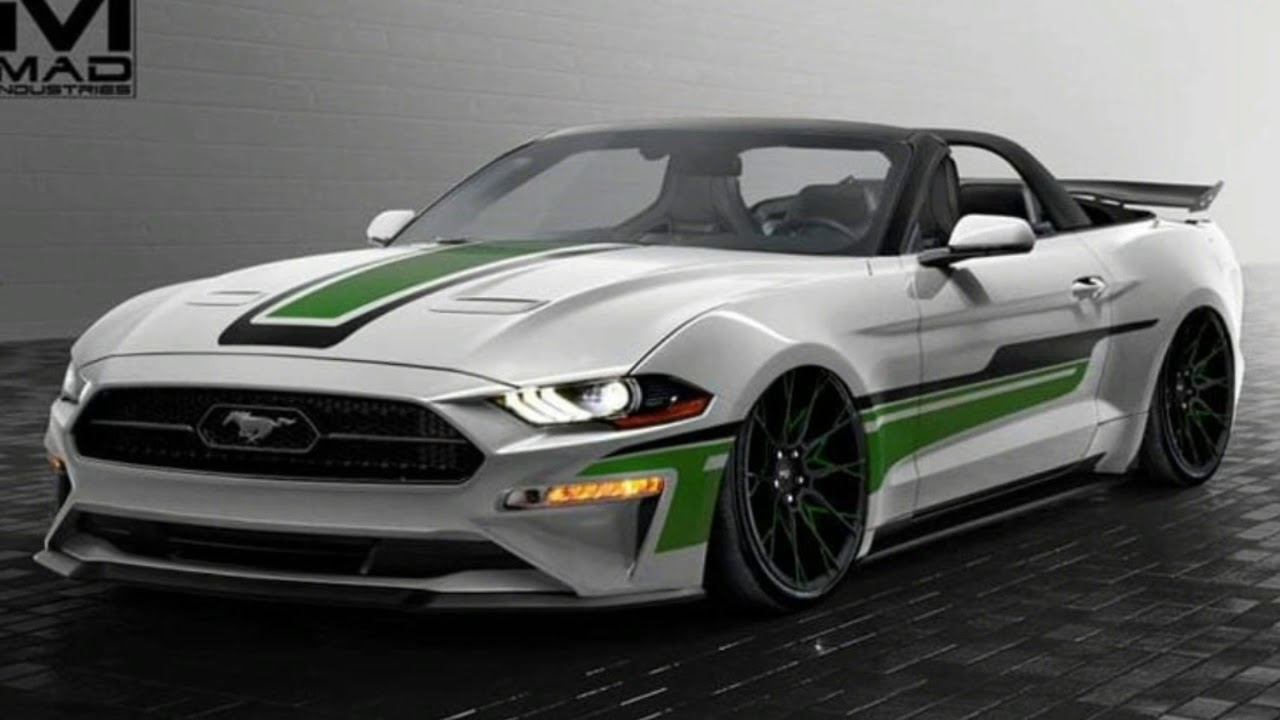 Sema 2017 howling coyote ford mustang f 150 getting 700 hp supercharger