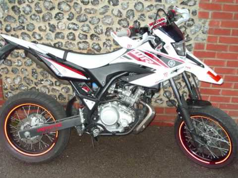 wr 125 x now with arrow exhaust and tail tidy for sale. Black Bedroom Furniture Sets. Home Design Ideas