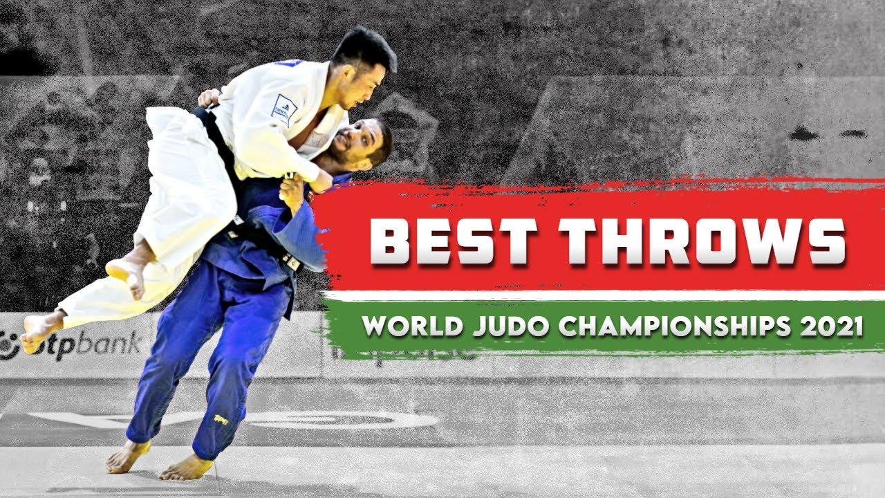 World Judo Championships Hungary 2021 Best Throws (柔道2021)