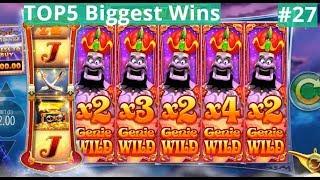 TheBestMoments  TOP5 Biggest Wins #27  Super Mega Win!