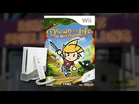Gameplay : Drawn to Life The Next Chapter [WII]