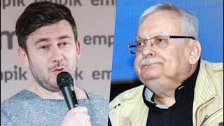 Dmitrij Głuchowski o Andrzeju Sapkowskim.