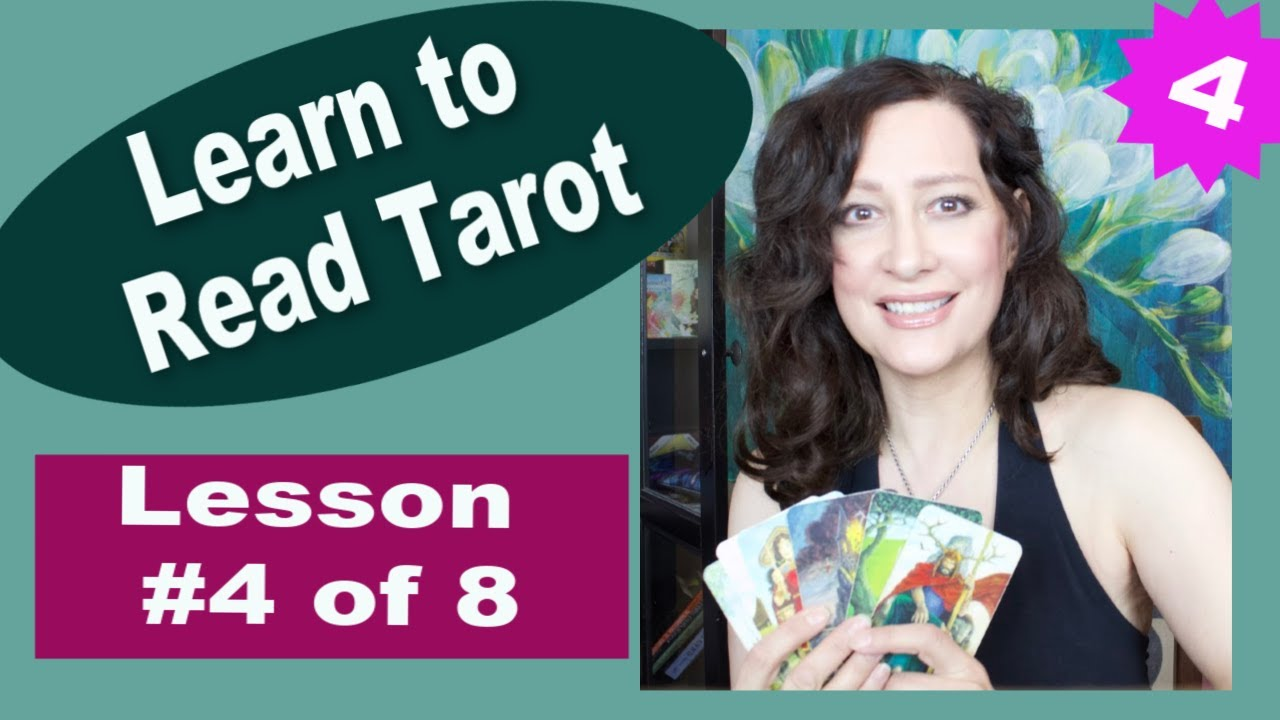 how to read tarot cards youtube