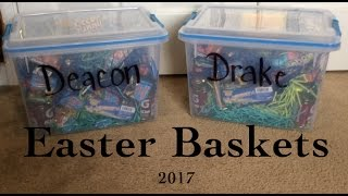 Easter Baskets 2017