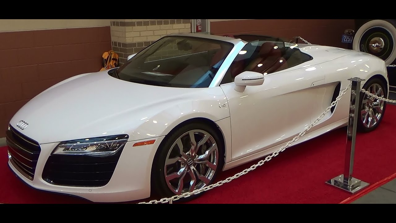 2014 audi r8 v10 spyder youtube. Cars Review. Best American Auto & Cars Review