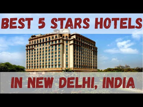 Top 10 best 5 stars hotels in New Delhi, India sorted by Rating Guests