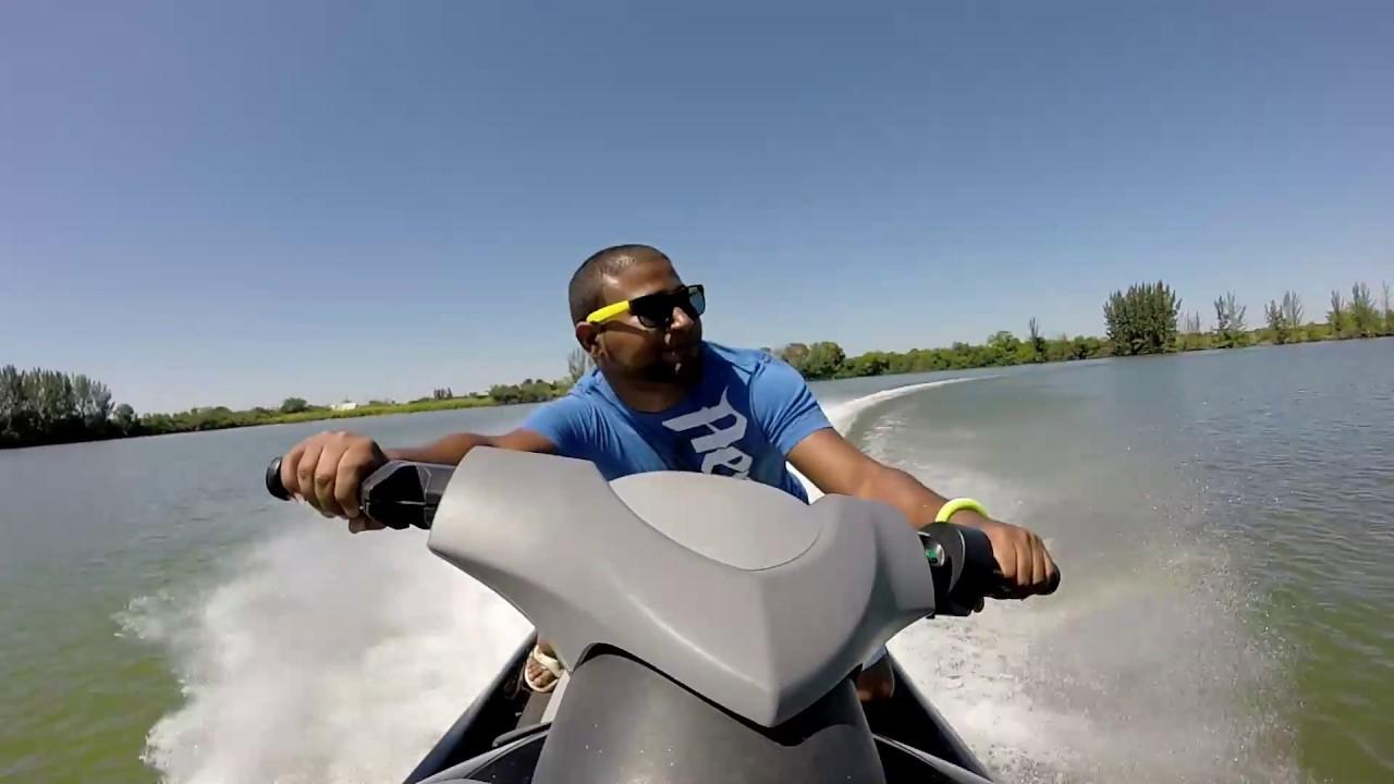 Jet Ski Honda Aquatrax Autos Post
