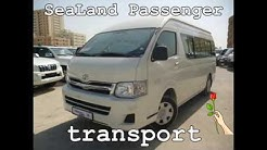 0528383673 Bus Rental Transport Company In Dubai Van Transportation With Driver 14 Seater Van Rent