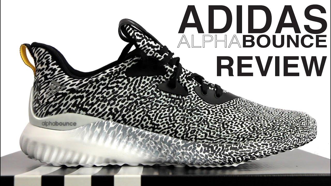 adidas alphabounce recensioni
