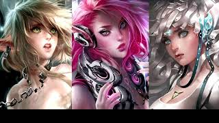 Nightcore - Never Really Over (Switching Vocals)