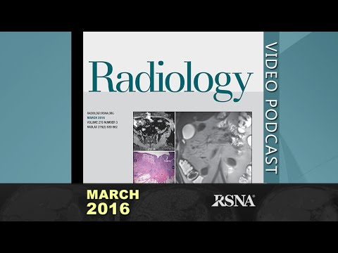 March 2016 Radiology Podcast