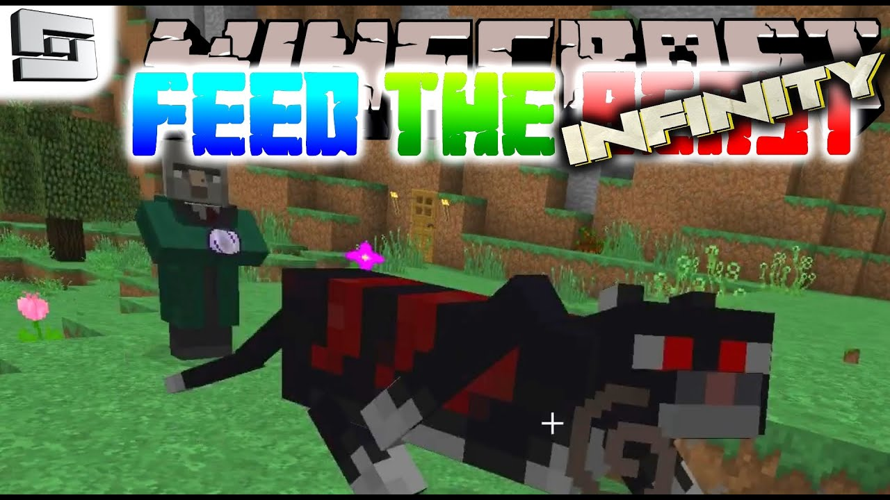 Minecraft FTB Infinity NEW SERIES Hermitcraft Feed The Beast E - Minecraft ftb hauser