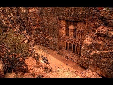 Экскурсия в Петру (Иордания) из Шарм-Эль-Шейх (Египет)