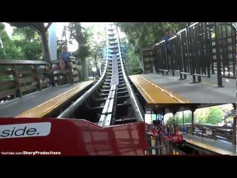 Sidewinder (On-Ride) Hersheypark